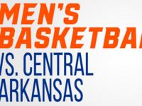 Bearkat Men's Basketball vs. Central Arkansas