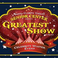 SCV Senior Center Celebrity Waiter Event