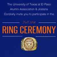 Fall 2018 Ring Ceremony