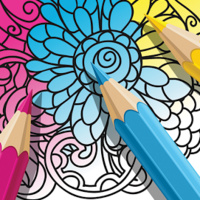 Adult Coloring and Stress Free Evening!