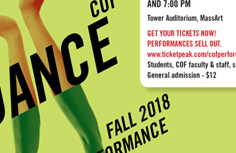 COF Fall Performance 2018 - Dance