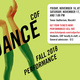 COF Fall Performance 2018 - Dance