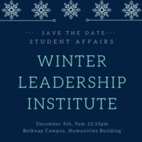 Winter Leadership Institute 2018