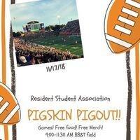 RSA Pigskin Pigout