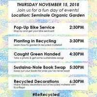 FSU Recycles Day!