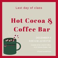 Coffee & Hot Chocolate Bar