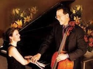 Artist Recital Series: Yo-Yo Ma, cello; Kathryn Stott, piano