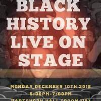 Black History Live on Stage