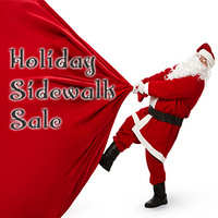 Holiday Sidewalk Sale
