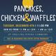Pancakes, Chicken & Waffles