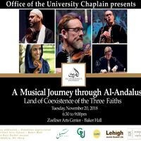 Musical Journey - Musical Traditions through Al-Andalus: Land of Coexistence of the Three Faiths