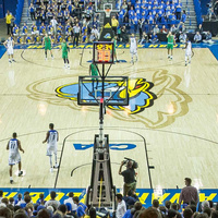 University of Delaware Men's Basketball at Northeastern University