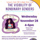 THE VISIBILITY OF NONBINARY GENDERS