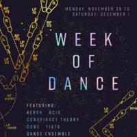 Week of Dance 2018