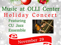 Music at OLLI Center - Holiday Concert