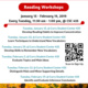 Reading Workshops