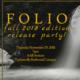 Folio Release Party