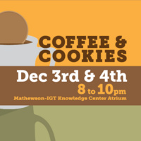 University Libraries Coffee &Cookies