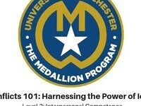 Medallion Program: Conflicts 101 - Harnessing the Power of Ideas