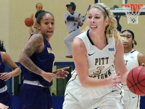 Pitt - Johnstown: Basketball Doubleheader vs. Cheney