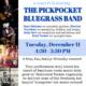 Concert: Pickpocket Bluegrass Band