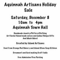 Aquinnah Artisans Holiday Sale