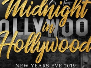 """Charm City Countdown """"Midnight in Hollywood"""" New Year's Eve Gala"""