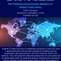 Beyond the Headlines: The Political and Economic Realities of Global Trade Policy
