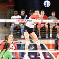 Liberty Volleyball vs. North Alabama