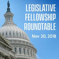 AAAS Legislative Fellowship Roundtable Discussion