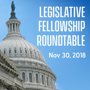 AAAS Legislative Fellowship Roundtable Discussion