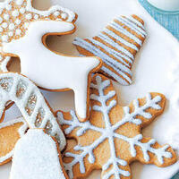 Stress Buster: Holiday Cookie Decorating