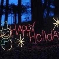 Coonskin Holiday Lights