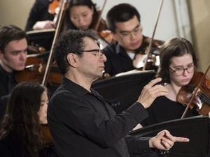 University of Pittsburgh Symphony Orchestra: A Conversation with Memory