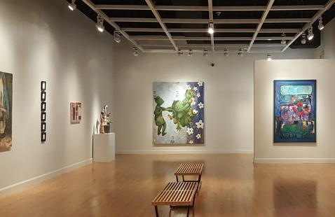 Gwinnett Collects - Art Exhibit