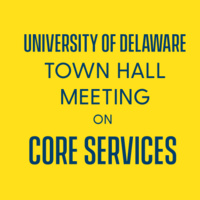 Core IT Services Town Hall Meeting