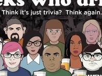 Geeks Who Drink Pub Quiz