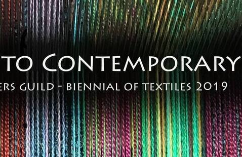 CHG Biennial of Textiles Exhibit