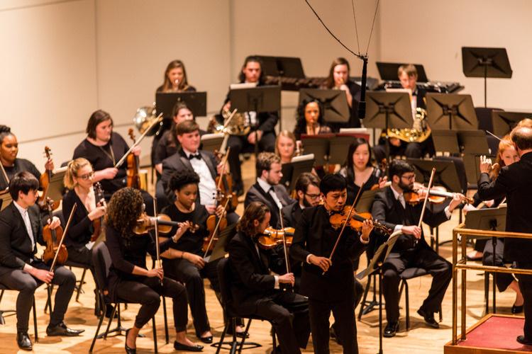 UTK Orchestra Concert