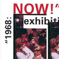 """1968:NOW!"" A Unique Gallery Exhibition"