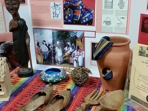 Gwinnett County Black History Month Exhibit
