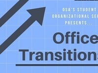 Officer Transitions (Cancelled)