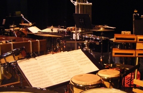 Percussion Ensemble Concert: Amid the Noise