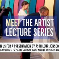 Meet the Artist - Ásthildur Jónsdóttir