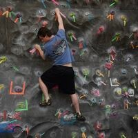 Intro to Bouldering