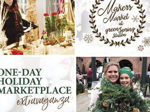 3rd Annual Makers Market