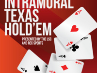 Intramural Texas Hold 'Em Tournament