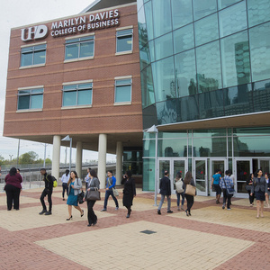 Marilyn Davies College of Business Open House at UHD NW
