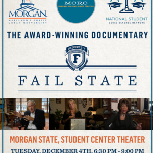 Fail State: Free Film Screening & Panel Discussion