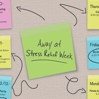 Stress Relief Week